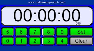 online reading timer
