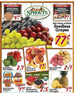 Sprouts Weekly Ad September 20 - 26, 2018