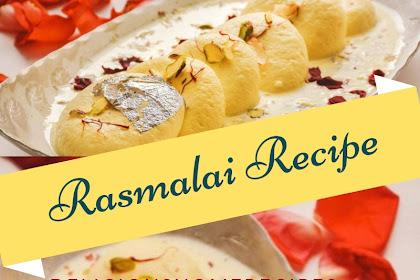 Rasmalai Recipe