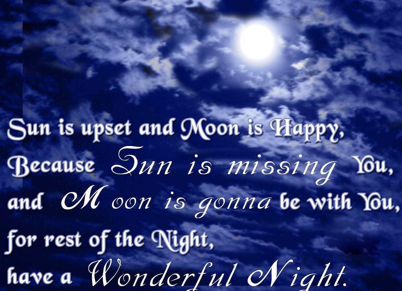 Good night messages 12ef7f de dbc08b6bb