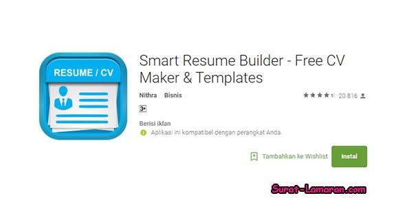 7 Aplikasi Terbaik untuk Membuat CV di Android dan iOS