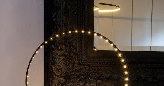 ephemere je craque pour cette lampe led du designer le deun mais son prix est tout. Black Bedroom Furniture Sets. Home Design Ideas