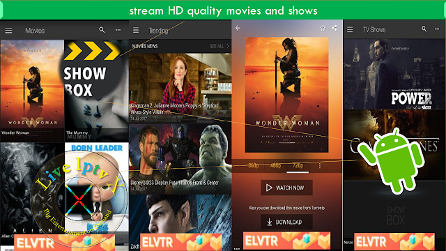 ShowBox Movie Apk