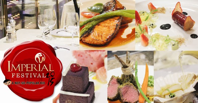A Foodie Guide to Maxim's 6 Restaurant - Valentine's Edition!