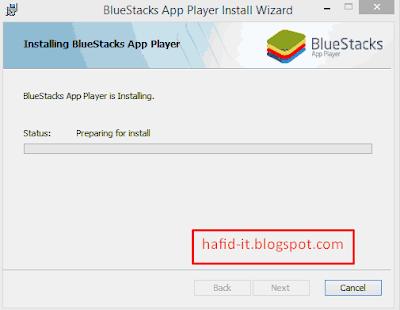Cara install bluestack offline 3