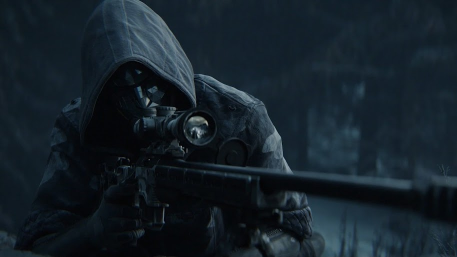 Sniper Ghost Warrior Contracts 4k Wallpaper 2
