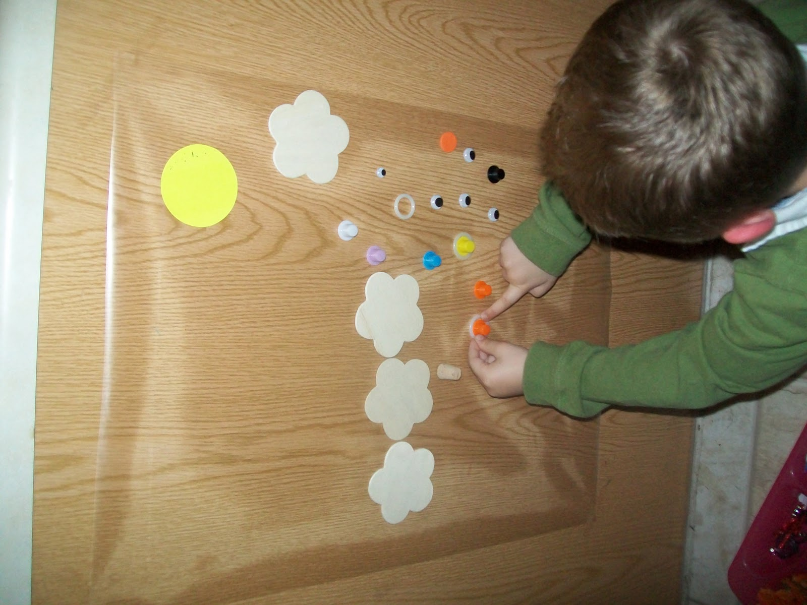 Learning With Imagination Fine Motor Skills With Contact