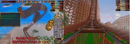 dos imagenes del juego, para que vean los graficos y los controles