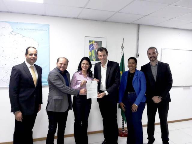 ANAC autoriza R$ 6 milhões para o Aeroporto de Cacoal