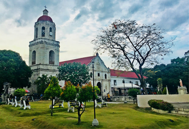 Argao Church or the Archdiocesan Shrine and Parish of Saint Michael the Archangel Argao Cebu