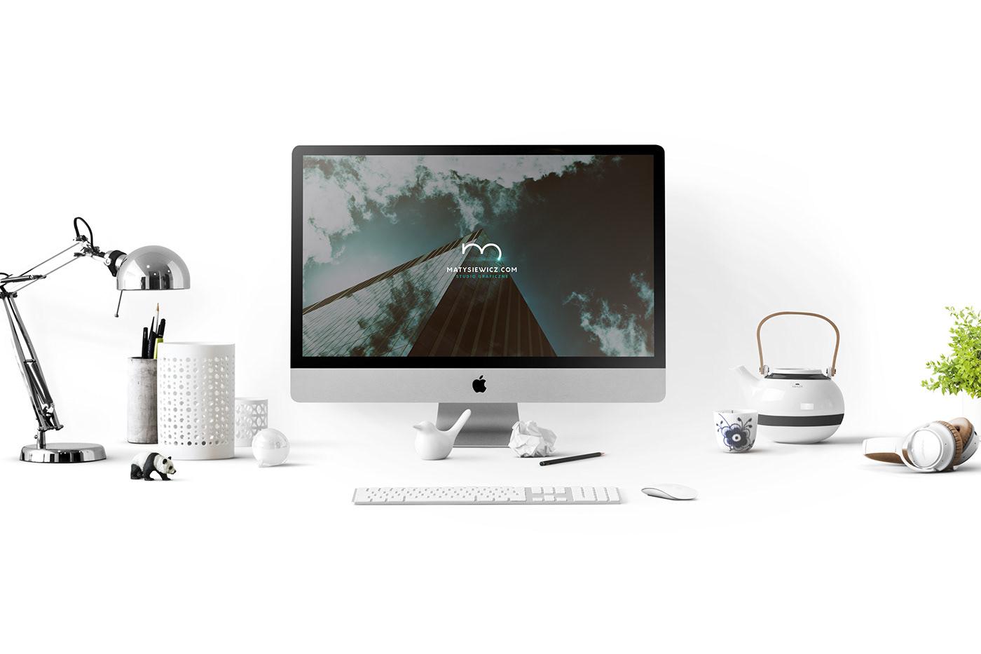 4 MacBook and iMac Mockups