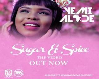 Yemi Alade - Sugar n Spice poster
