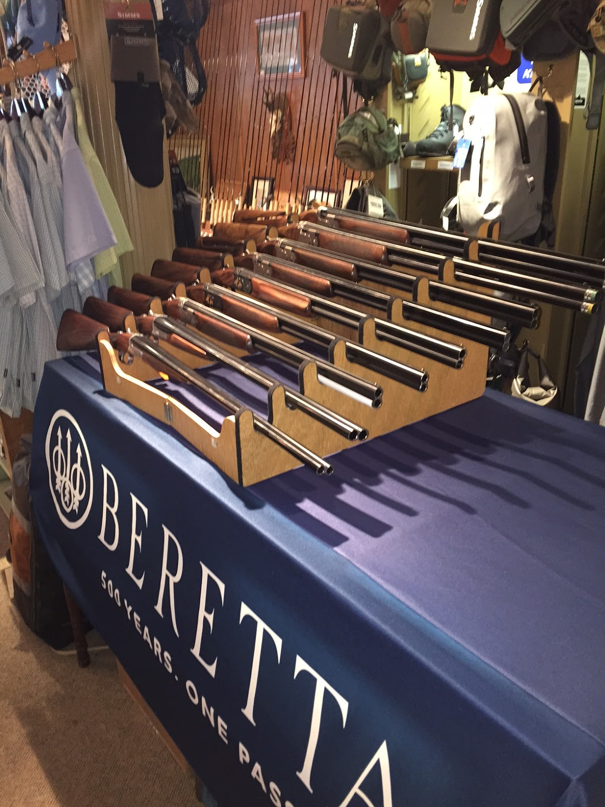 Beretta Gun Show Today 12 8 Delamere Amp Hopkins
