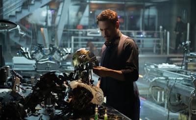Tony Stark Era de Ultrón