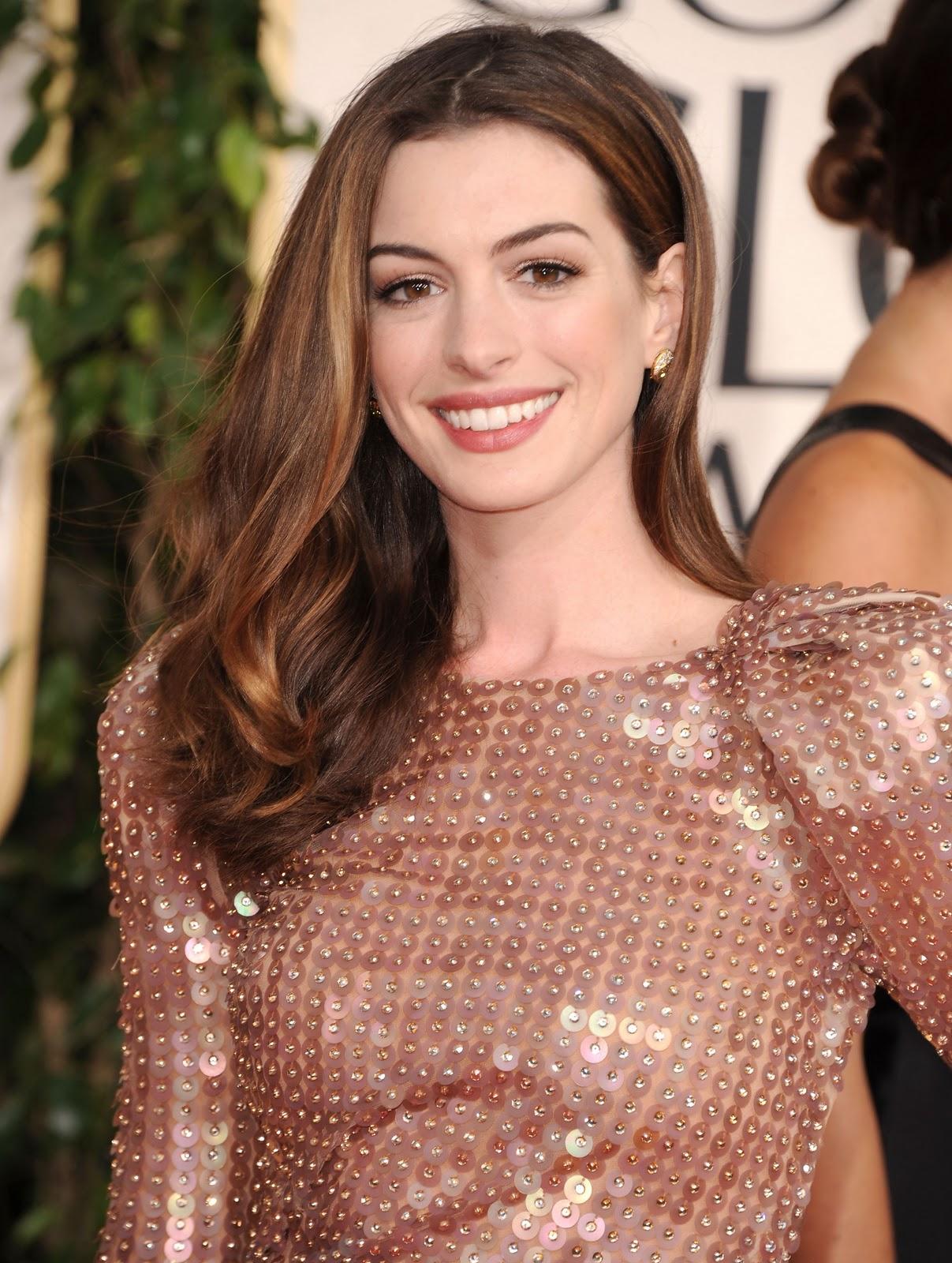 Kstelin Celebrity Inspired Anne Hathaway