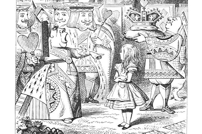 Alicia y el fin de la infancia o por qué es importante releer un libro