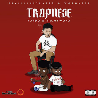 Hardo & Jimmy Wopo - Trapnese (2016) - Album Download, Itunes Cover, Official Cover, Album CD Cover Art, Tracklist