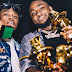 """You gave me a voice"": Singer, Mayorkun Thanks Davido After Winning Next Rated Award At The Headies"
