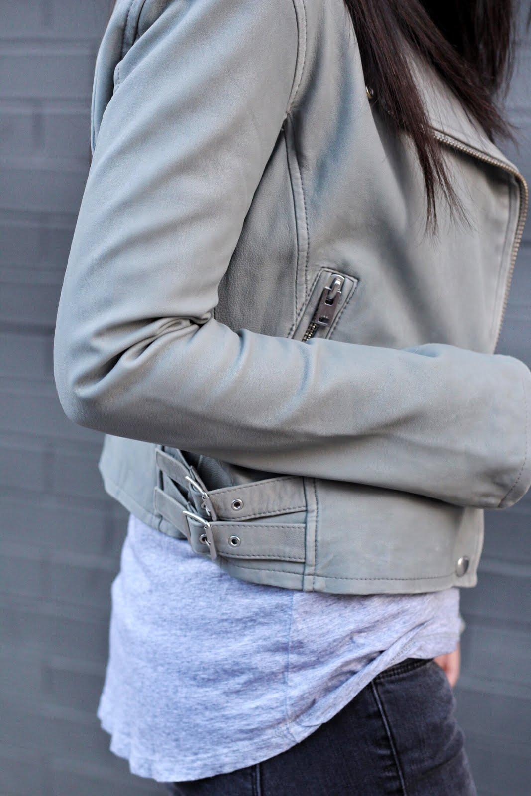 IRO Ashville leather jacket