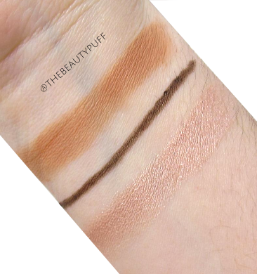 beauty addicts cosmetics swatch - the beauty puff