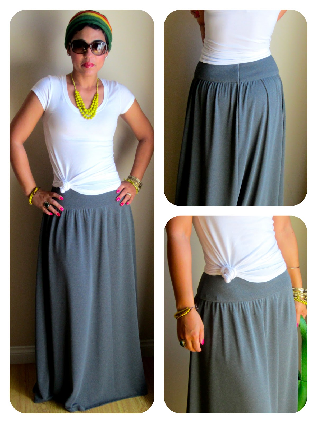 DIY Skirt: Pattern Review B5756 |Fashion, Lifestyle, and DIY