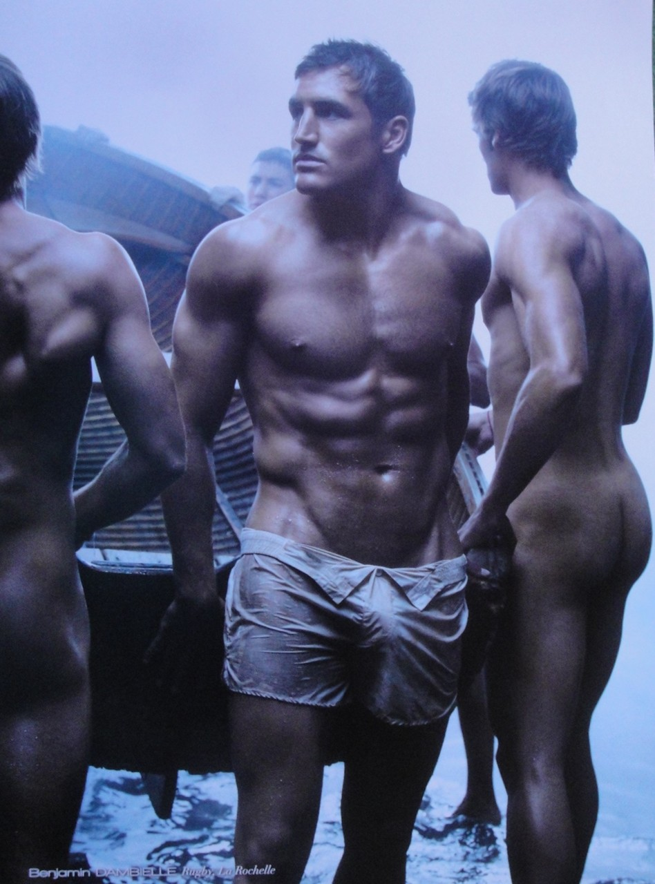 Naked women in bw