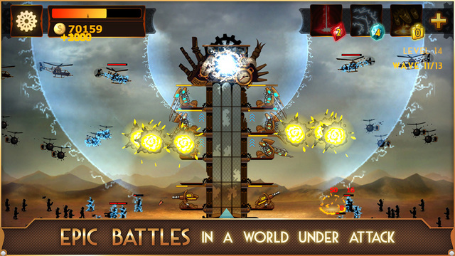 لعبة برج الدفاع