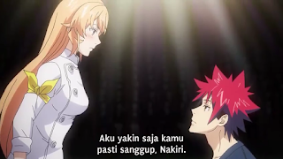 Shokugeki no Souma: Shin no Sara Episode 12 (END) Subtitle Indonesia