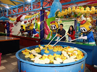 Berjaya Times Square Theme Park Indoor in Malaysia