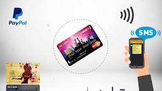 Code 30 أفضل بطاقة بنكية مجانية لتفعيل البايبال