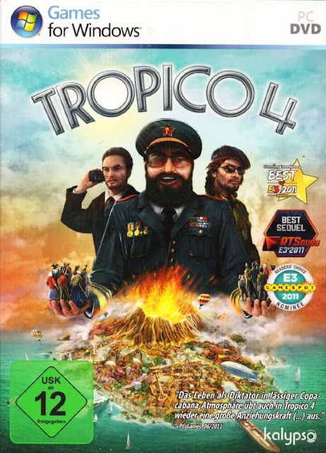 Tropico 4 Download Free PC Game- FLT