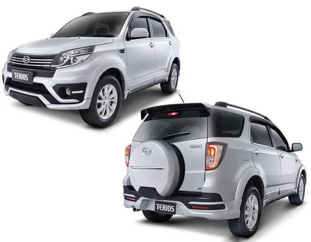 Harga Daihatsu Terios Juli 2016 Dealer Daihatsu Probolinggo Penjualan Service Spare Part