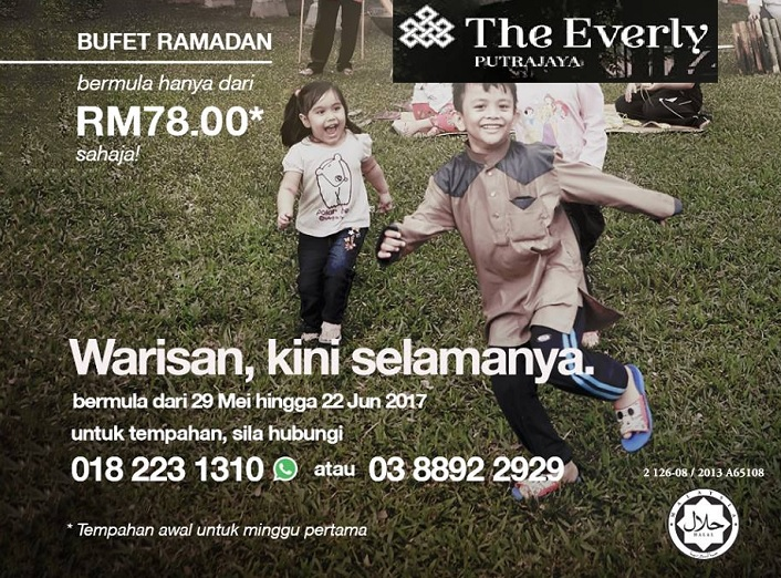 the everly buffet ramadhan