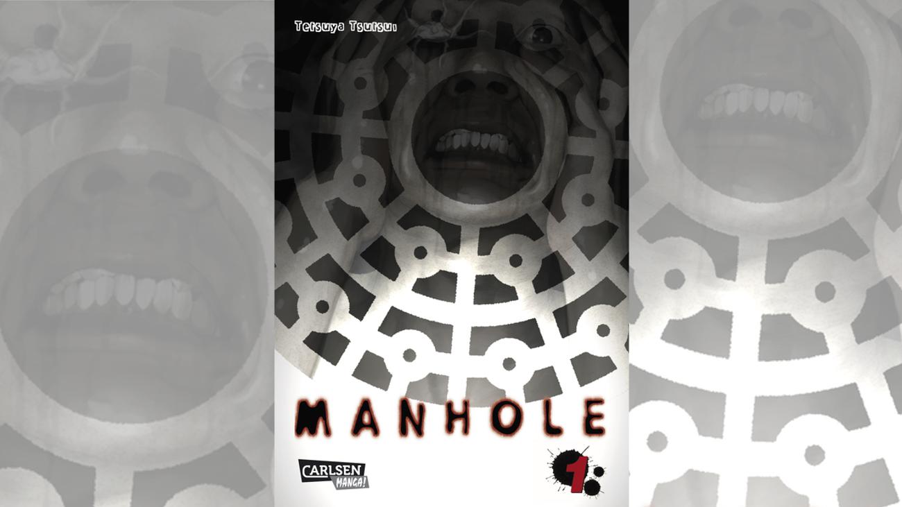 Mangahighlights 2017 Manhole (carlsen)