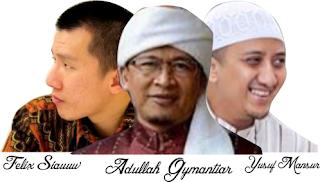 3 Ustadz Paling Update dan Populer di Media Sosial