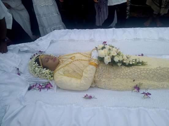 Kavisha Ayeshani Funeral