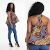 Kitenge Fashion Top