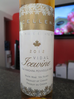 Stoney Ridge Vidal Icewine 2012 (90+ pts)