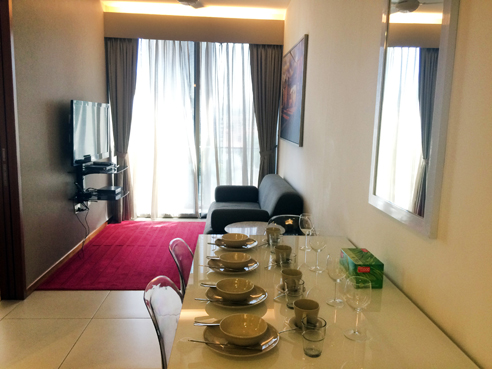 Avant at Aljunied 2 Bedroom - Dining