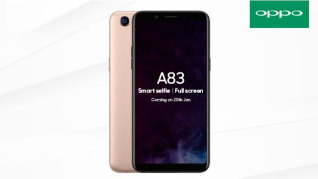سعرومواصفات هاتف oppo A83|عيوب ومميزات oppo A83