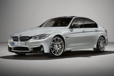 BMW M3 30 Jahre Edition (2016) Front Side