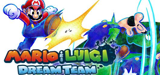 mario and luigi dream team enemies