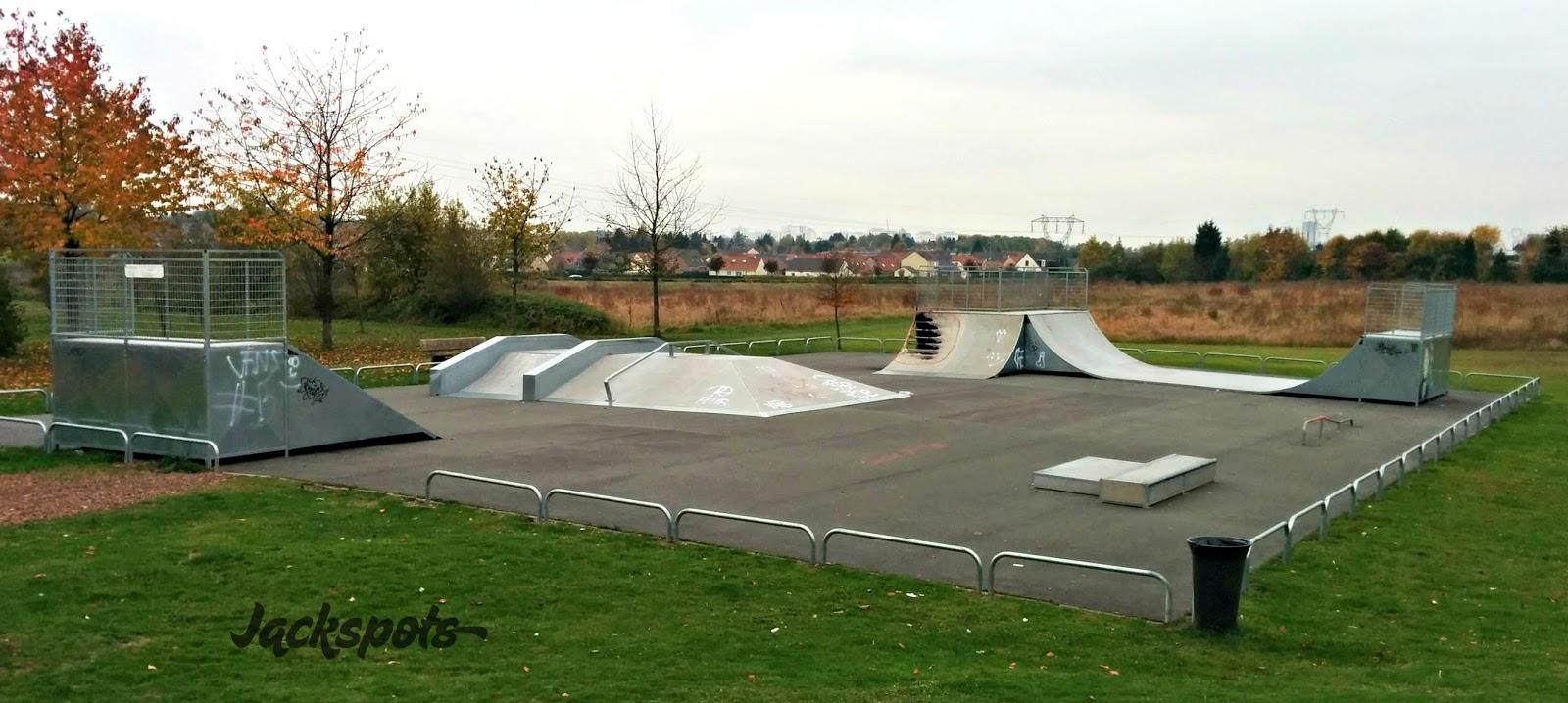 Le skatepark de vendin le vieil jackspots - Vendin le vieil ...