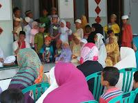 Pengurus Musholla Raodhatul Jannah Kelurahan Paruga Gelar Festival Ramadhan