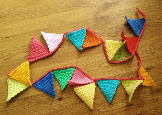 Bunting? Why not.