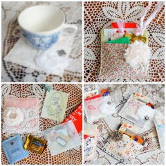 Tea Pocket Coaster