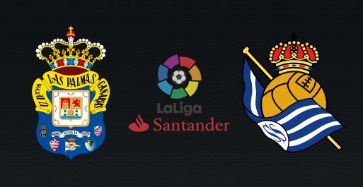 Las Palmas vs Real Sociedad Full Match And Highlights