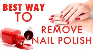 Best Way to Remove Nailpolish | Hack of The Day | Puthuyugam Tv