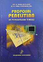 Buku Proposal Penelitian Di Perguruan Tinggi