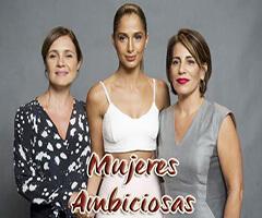 Telenovela Mujeres ambiciosas